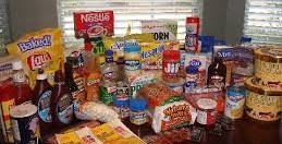 Processed Foods: Products to Be Avoid