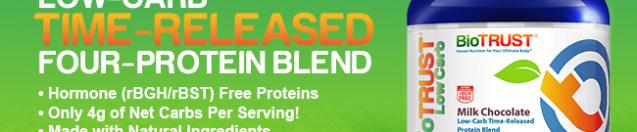 Best Fat burner Bio Trust nutrition