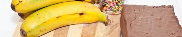 Frozen Chocolate Covered Banana Treats Recipe
