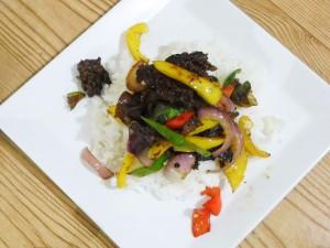 Beef Honey Curry Stir Fry 7a