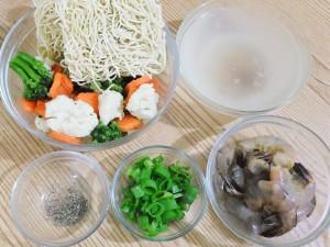 One Pot Cantonese Noodles 1