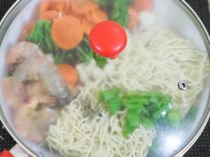 One Pot Cantonese Noodles 5